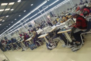 Sewing Machine Operator Course